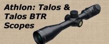 Athlon Talos Scopes