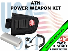ATN POWER WEAPON KIT