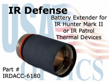 Battery Extender for IR Hunter Mark II