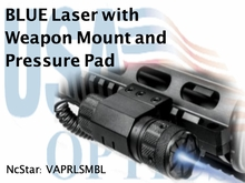 Blue Laser for your Long Gun