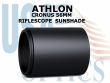 Cronus Riflescope Sunshade: 56mm
