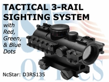 Dot Sight w/ Tactical Rails