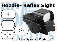 Dual Ill 4 Different Reticles w/ Unlimited Eye Relief