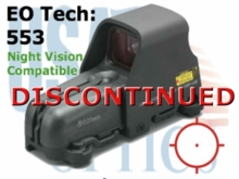 EO Tech 553 Night Vision Compatible