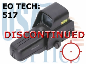 EoTech 517 - discontinued