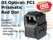 DI OPTICAL FC1 - COMPACT PRISMATIC RED DOT SCOPE