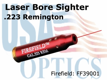 Firefield 223 Rem Laser Bore Sight