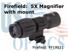 Firefield 5x  Tactical Magnifier