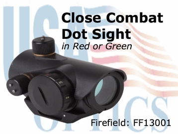 Firefield Micro Close Combat Red Dot