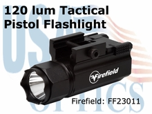 Firefield Pistol 120 Lumen Flashlight