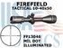 FIREFIELD TACTICAL 10-40X50 MIL DOT ILLUMINATED