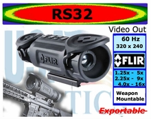 Flir RS32 Thermal Weapon Sight (Choose your Model)
