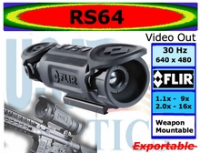 Flir RS64, Thermal Weapon Sight: (Choose your Model)