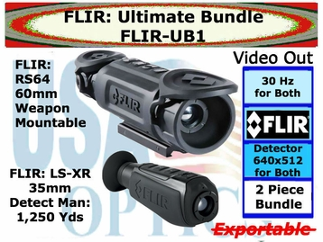 FLIR: Ultimate Bundle