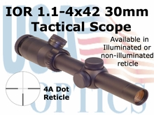 IOR Valdada 1.1-4x26 Hunting Scope