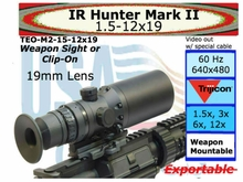 IR Hunter M2: 1.5-12x19; 640x480