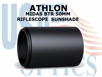 Midas BTR Riflescope Sunshade: 50mm