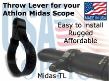Midas: Throw Lever