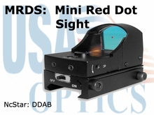Mini Red Dot Sight <BR>1 MOA