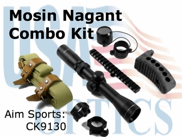 MOSIN NAGANT COMBO KIT