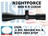 NIGHTFORCE NXS 5.5-22x50 MIL-R WITH ZERO STOP