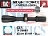 NIGHTFORCE ATACR 7-35x56 F1 HORUS TReMoR3 WITH ZERO STOP - ILLUMINATED