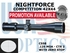 NIGHTFORCE COMPETITION 42X44 CTR 2 WITH ZERO STOP