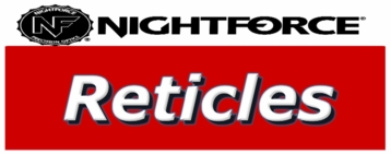 NightForce Reticles