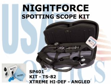 NIGHTFORCE SPOTTING SCOPE KIT - ANGLED