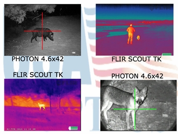 PHOTON XT 4.6x42S AND FLIR SCOUT TK BUNDLE