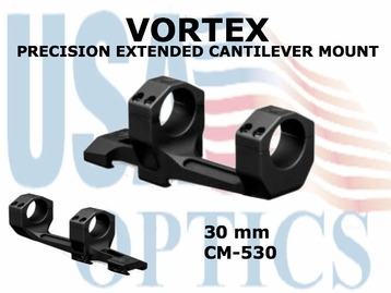 VORTEX PRECISION EXTENDED CANTILEVER MOUNT - 30 mm