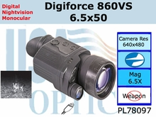 PULSAR DIGIFORCE 860VS DIGITAL NV MONOCULAR