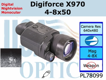 PULSAR DIGIFORCE X970 DIGITAL NV MONOCULAR