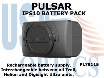 PULSAR IPS 10 BATTERY PACK