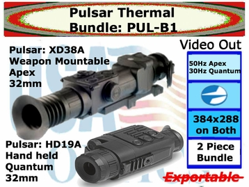 Pulsar Thermal Bundle #1