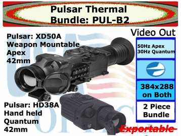 Pulsar Thermal Bundle #2