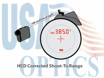 "VORTEX RANGER 1500 RANGEFINDER WITH HCD<BR><FONT COLOR = ""RED"">1 LEFT</FONT>"