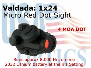 RDS MICRO EDGE RED DOT SIGHT