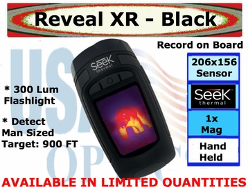 Reveal XR - Black