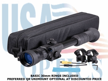 SIGHT MARK PHOTON 6.5x50 S<BR> DIGITAL NIGHT VISION RIFLESCOPE