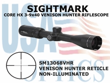 SIGHTMARK CORE HX 3-9x40 VHR RIFLESCOPE