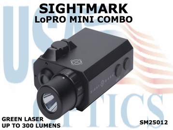 SIGHTMARK LoPro MINI COMBO