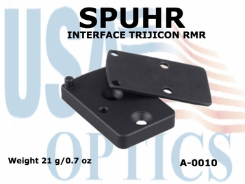 SPUHR INTERFACE TRIJICON RMR