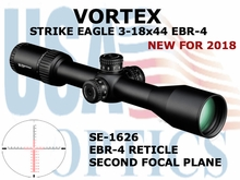 STRIKE EAGLE 3-18x44 EBR-4 MOA - ILLUMINATED