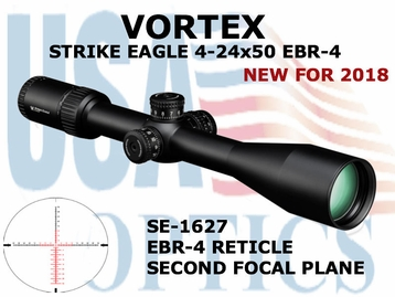STRIKE EAGLE 4-24x50 EBR-4 MOA - ILLUMINATED