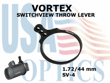 VORTEX SWITCHVIEW THROW LEVER<BR>1.72 INCHES / 44 mm