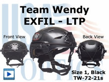 Team Wendy Helmet Black