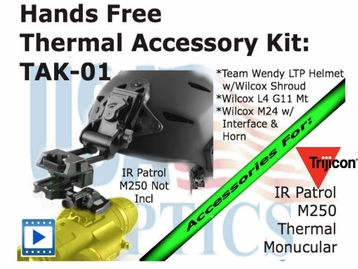 Thermal Accessory Kit: 01