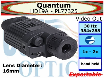 Quantum 1-2x16 Thermal Scope