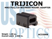 TRIJICON MRO FULL CO-WITNESS MOUNT ADAPTOR
